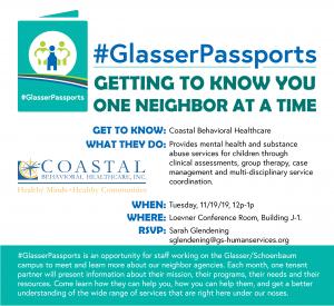 GlasserPassports Coastal Behavioral Healthcare flyer
