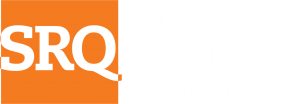 SRQ Magazine Story Project Logo