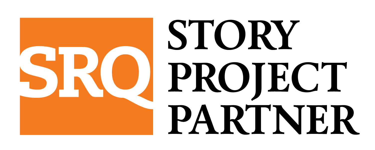 SRQ Story Project Partner Logo