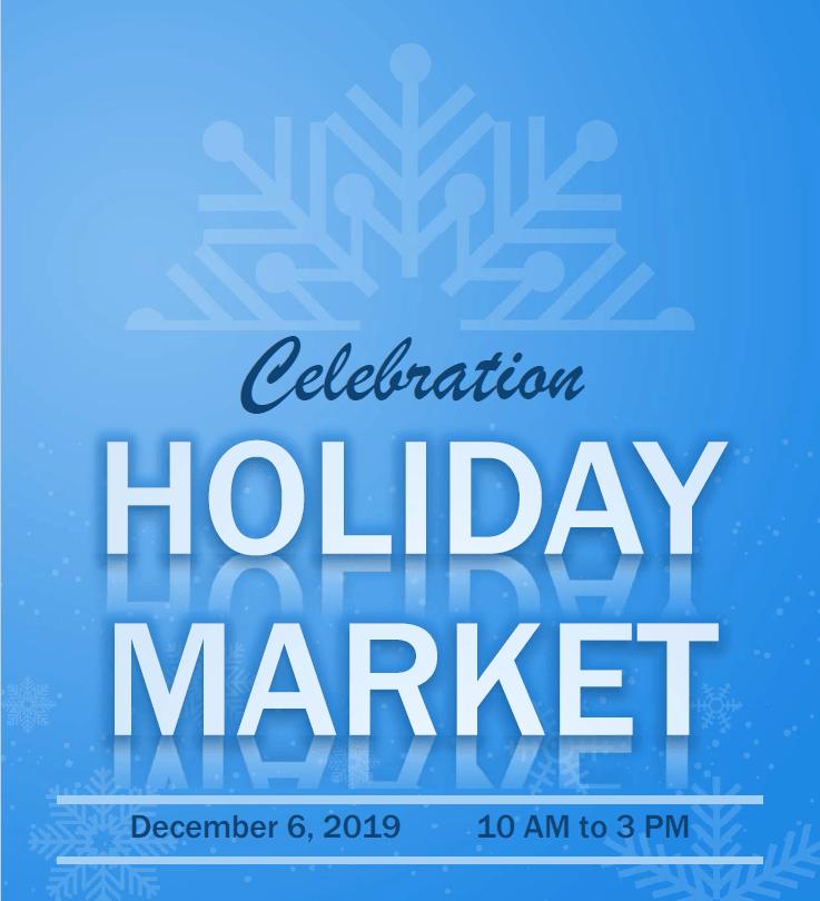 Campus Holiday Market flyer