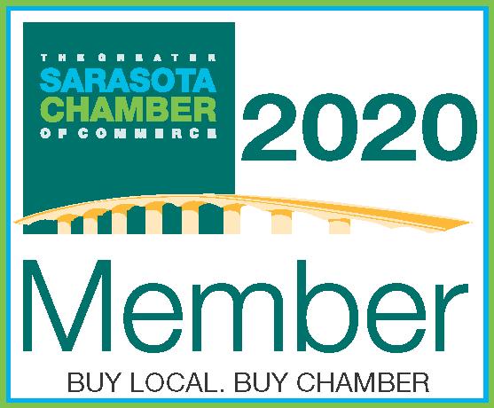 Sarasota Chamber Membership Seal 2020