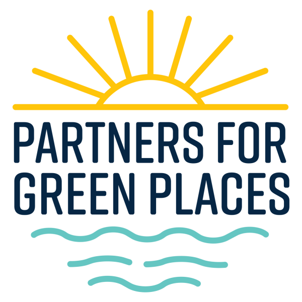 Partners for Green Places logo