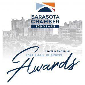 Sarasota Chamber 2021 Awards logo